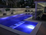 L shape swimming pool designs