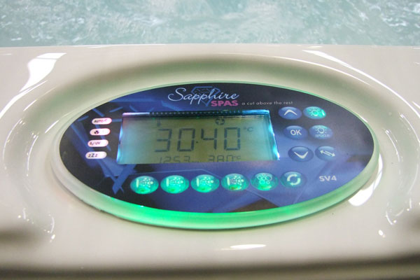 POWERsmart Spa Pool Control System