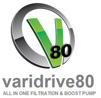 Varidrive80 Filtration for Spa Pools